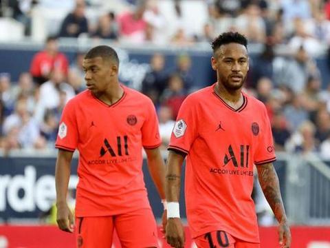 图赫尔:遗憾球队只进一球;内马尔喜欢和姆巴佩做配合