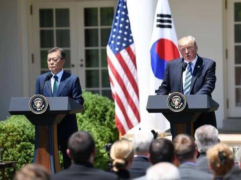 """文在寅政府一步不让,驻韩美军基地不断收回,天价""""保护费""""不给"""