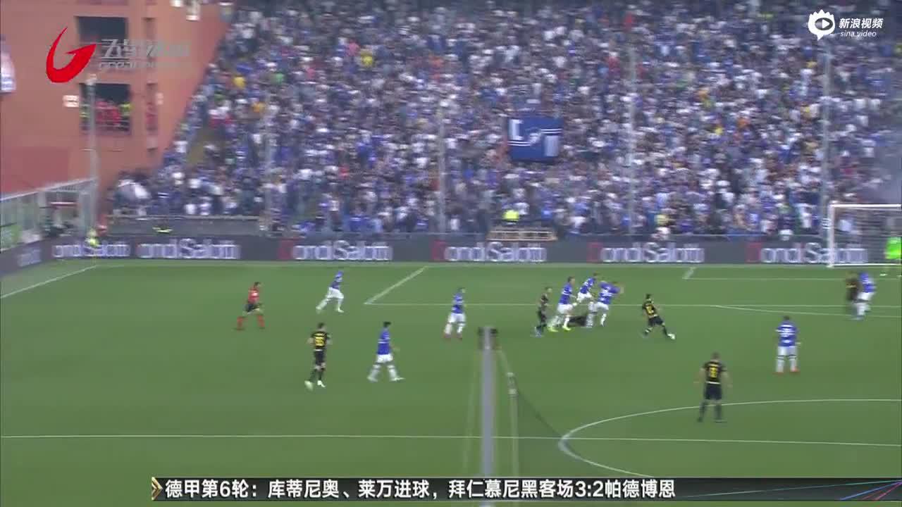 视频-意甲头尾大战 国际米兰六连胜领跑