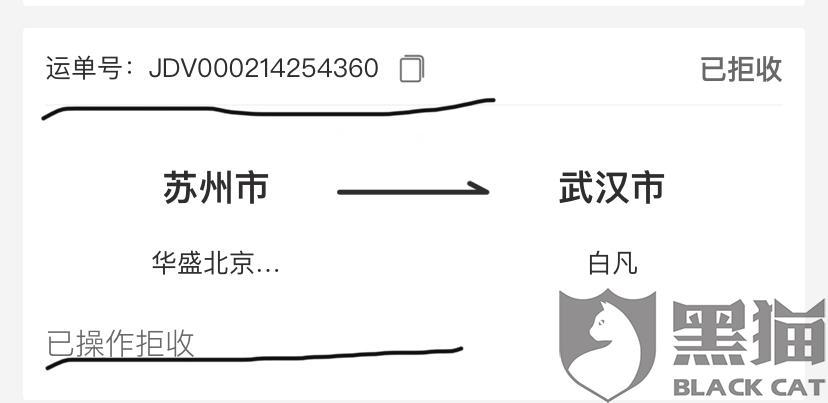 黑猫投诉:联通华盛通讯有限公司北京北京电子商务分公司