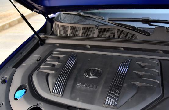 对标合资轿跑SUV,CS85 COUPE实力几何?