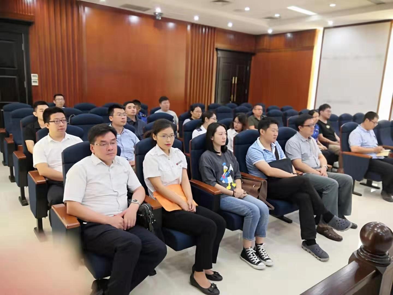 南开区司法局开展行政诉讼案件庭审旁听活动