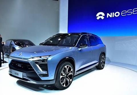 蔚来汽车ES8获五星碰撞成绩,改变人们对中国品牌汽车的认知