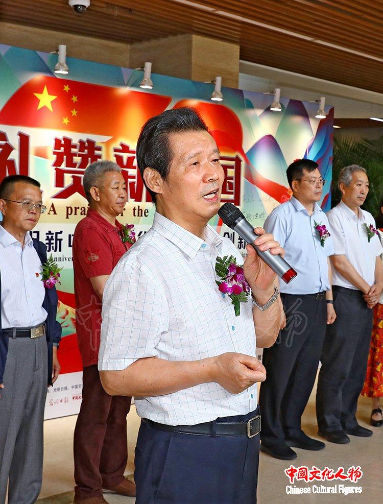"""北京林业大学""""礼赞新中国""""绿色创新设计献礼展在京开幕"""