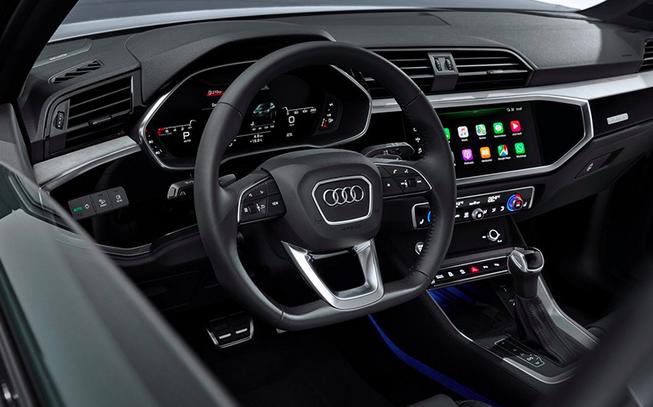 奥迪Q3推轿跑版,新搭载1.5T发动机,又要犯选车纠结症了
