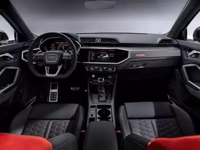 新一代奥迪RS-Q3官图曝光 今年底将在欧洲市场开售