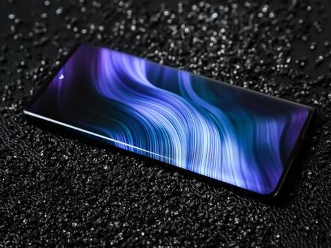 NEX 3 5G屏占比突破极致,惊艳瀑布屏最美旗舰实至名归