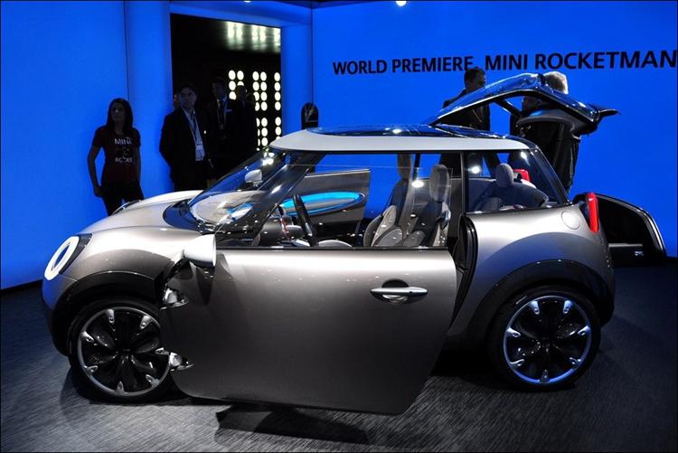 深入电气化改造/将于2022年亮相 MINI全新车型最新消息曝光