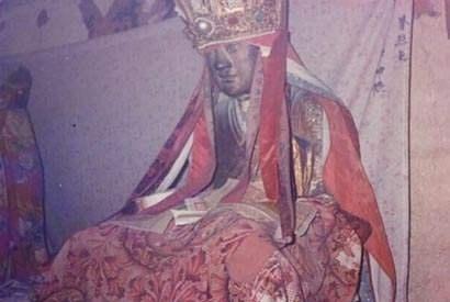中国章公祖师肉身佛像被盗,起诉荷兰被驳回,私下赎回2000万美元