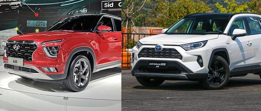 10月新车扎堆上市,丰田新RAV4荣放、现代新ix25等,一个比一个重磅!