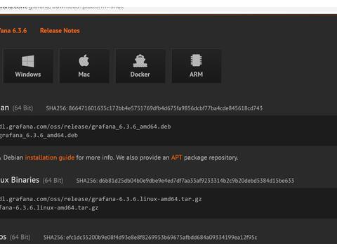 0707-如何安装Grafana并使用Cloudera Manager datasource插件