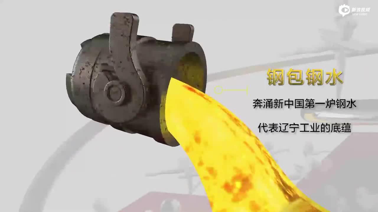 视频:辽宁彩车全元素三维展示