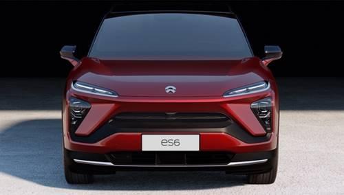 蔚来汽车ES6定位年轻化更懂国人需求,带你快步迈向未来
