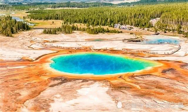 """黄石火山担忧!美国地质调查局科学家承认:超级火山""""非常活跃"""""""