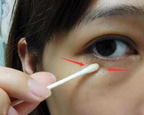 眼袋肿胀特别显老,几毛钱的小物,老大你光滑眼袋,眼部紧致更年长