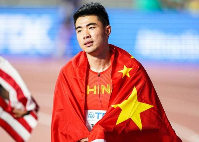 谢文骏创刘翔之后中国最好成绩!但却遭人嘲讽,成绩太烂不值一提