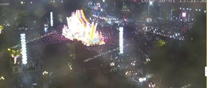 秋水廣場、八一廣場、繩金塔……南昌交警發布重要提醒