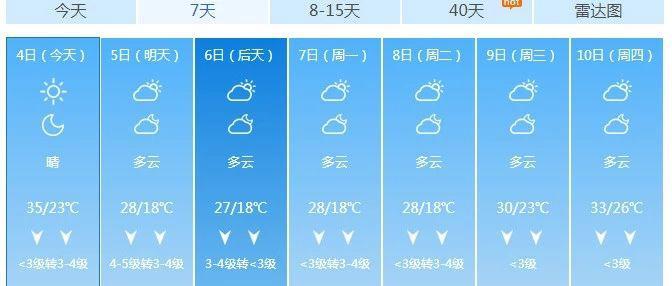 抓緊時間玩!冷空氣已在路上 九江接下來的天氣…