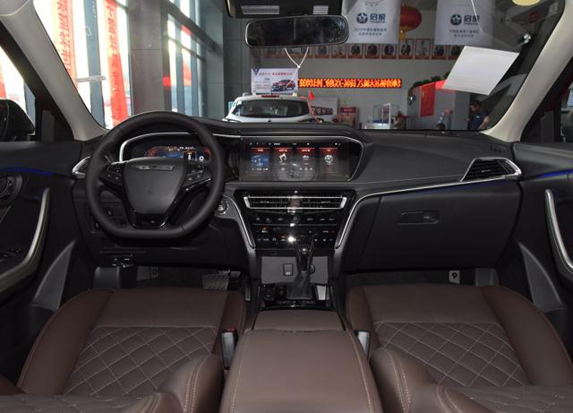 启辰T90迎来中期改款,原来它才是国产轿跑SUV的元老!
