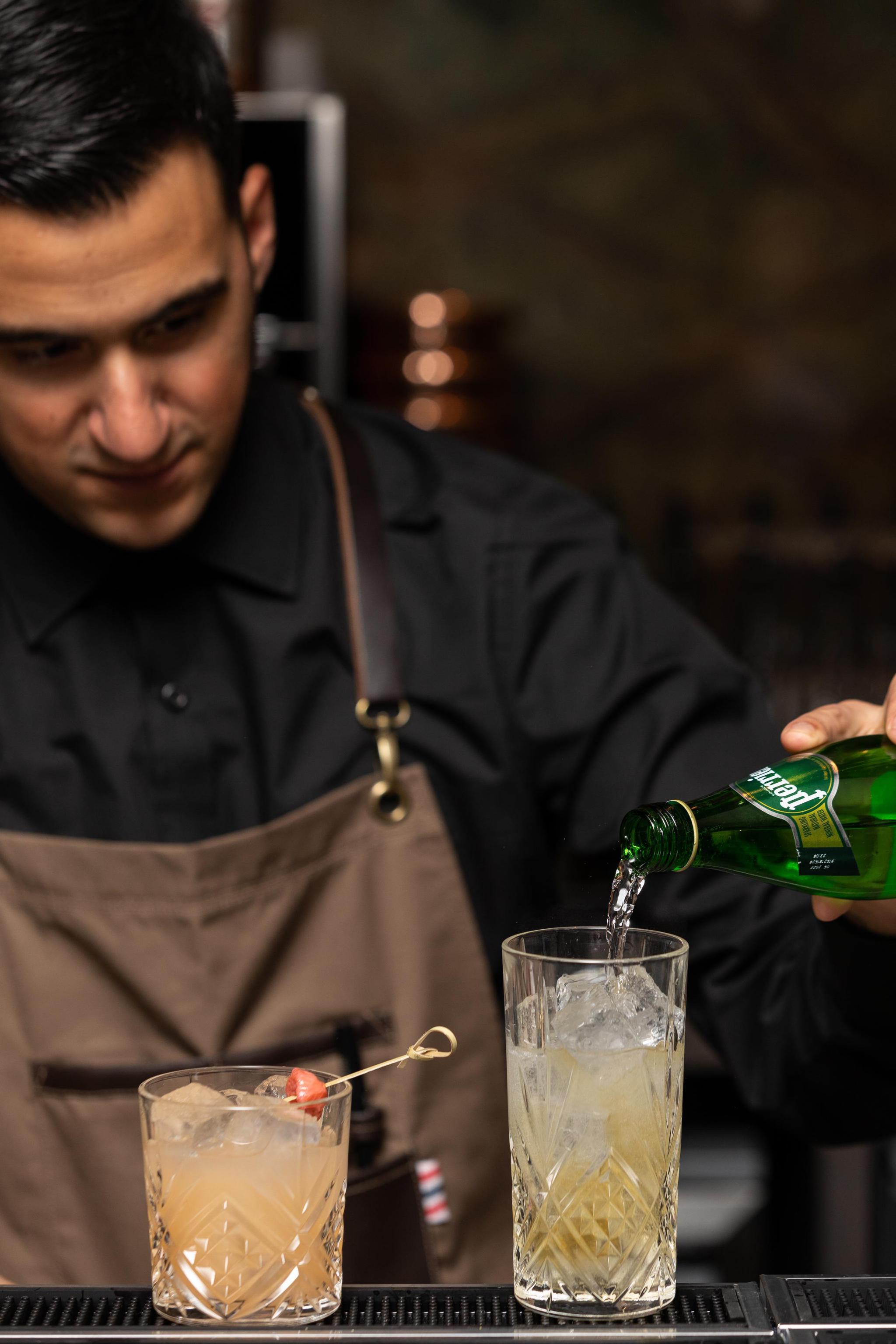 PERRIER巴黎水 荣膺2019年世界50佳酒吧榜单官方合作伙伴