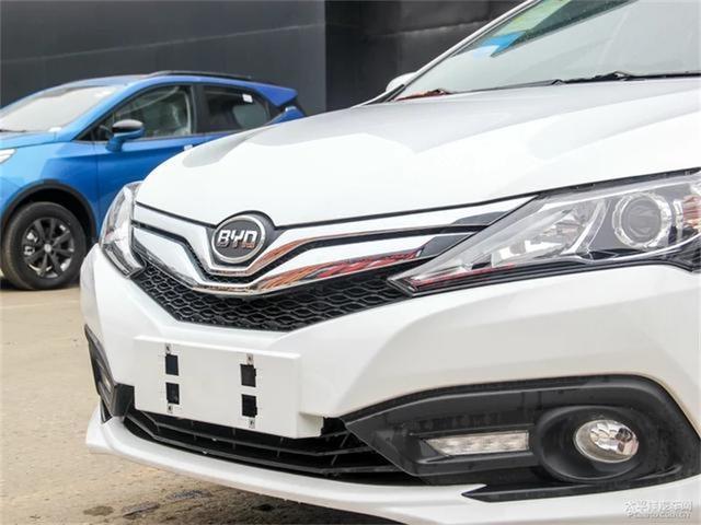 2020款神车比亚迪F3再度重出江湖,这份情怀值得你买单吗?