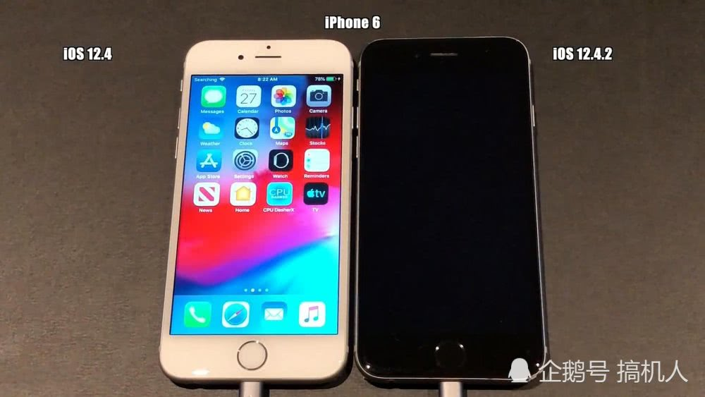 iPhone5S/6运行iOS速度测试:惊喜不断