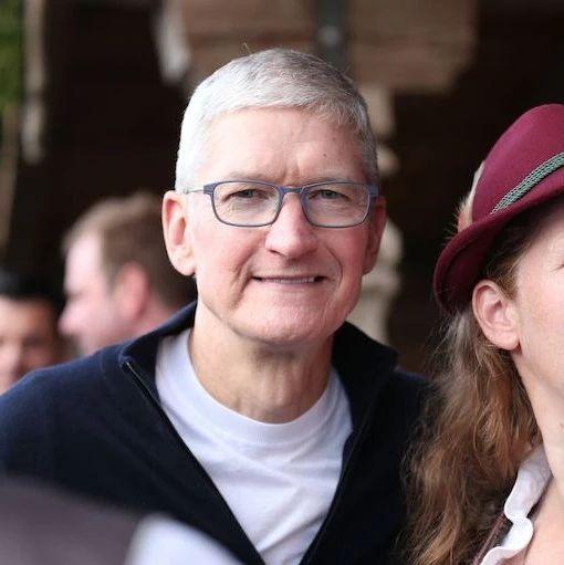 因为这个,苹果首席执行官蒂姆·库克,首度公开反对特朗普