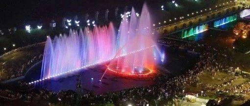 緊急提醒!南昌秋水廣場噴泉時間有變 千萬別跑空
