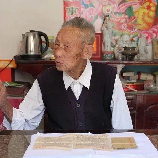 """一封泛黃的信箋!江西88歲退伍老兵嚴守""""秘密""""63年"""