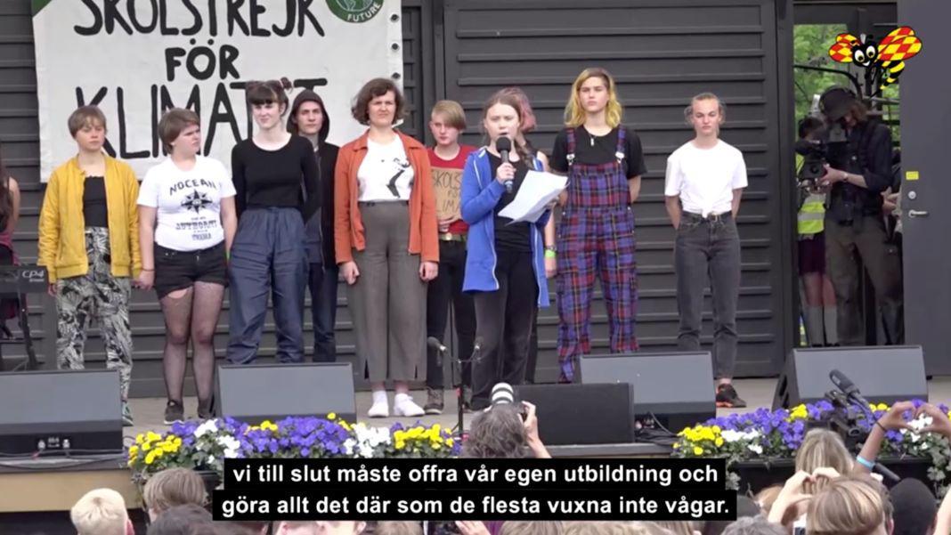 什么样的教育,教出了瑞典气候女孩?