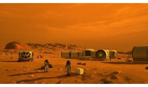 科学家提议:送人类上火星前,应先用地球微生物感染这颗红色星球