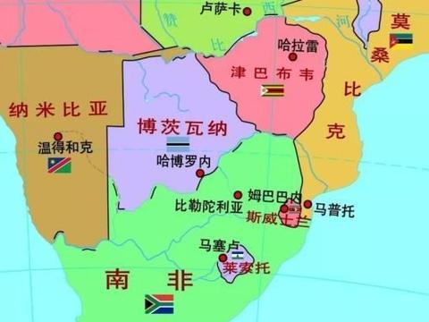 莱索托作为1个国中国,领土都被南非包围,可为何没被南非吞并?