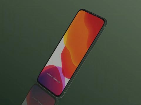 iPhone11s概念图:后置四颗摄像头 前置双摄在上边框中