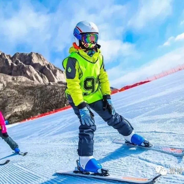 预约好营|张家口5天滑雪营,越野滑雪+射击,体验奥运项目,舒适6-8人间