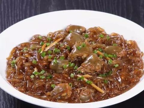 """台州风味小吃""""沙蒜豆面"""",一道不用加盐的特色美食,你吃过吗?"""