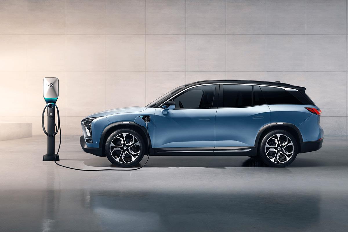 三大最重磅国产纯电高端SUV,蔚来ES8荣威Marvel X唐EV怎么选