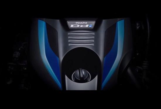 将于泰国首发 全新五十铃D-MAX预告图曝光