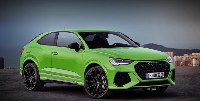 搭2.5T涡轮增压发动机,奥迪全新RS Q3双门版效果图曝光!