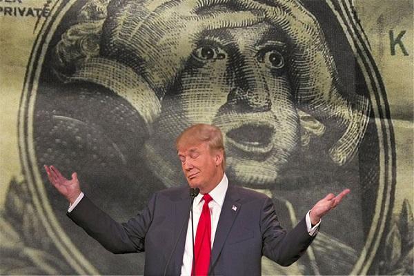 伊朗打破常规用人民币替代美元,美国终于有人提出要撤回到金本位