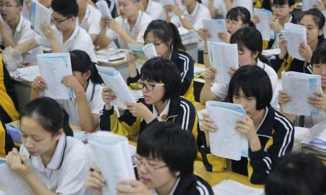 99年全国高考一张卷哪个省的成绩排第1?河北超越江苏