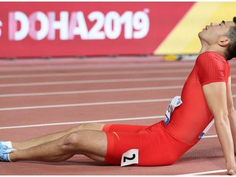 田径世锦赛谢文骏被降为第五 男子链球也现神操作两人并列铜牌