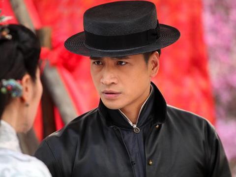 7年前的这部剧,刘恺威何晟铭苦争叶璇,陈晓在剧中饰演忠心仆人