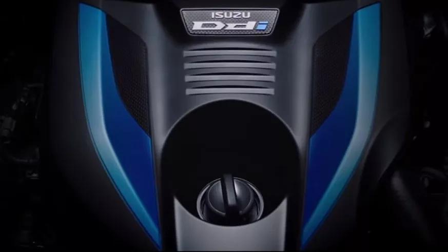 五十铃全新一代D-MAX预告图来了,这表情真凶!