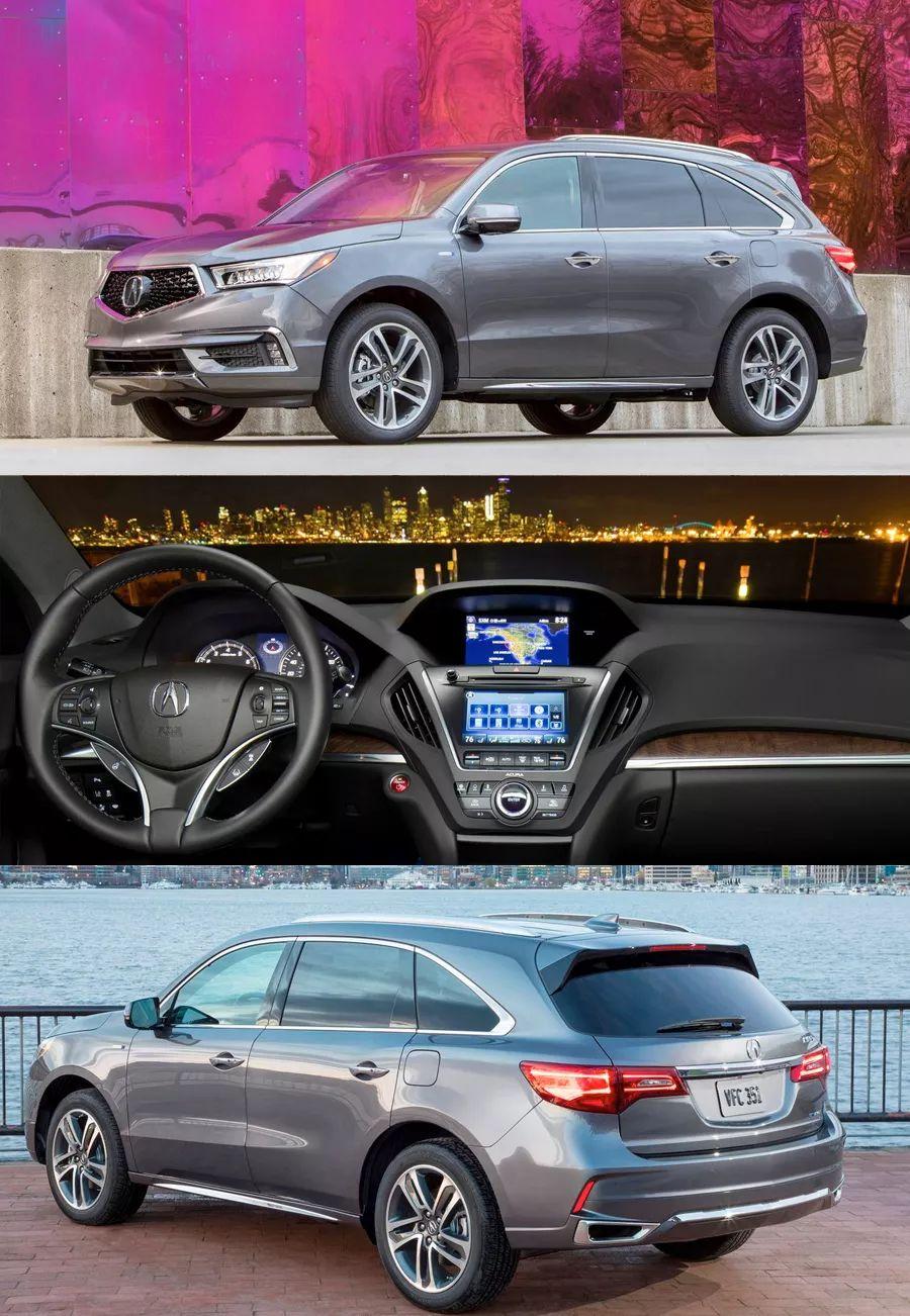 J.D. Power评出美国10款最受欢迎豪华SUV,宝马X3排第6,日系夺冠