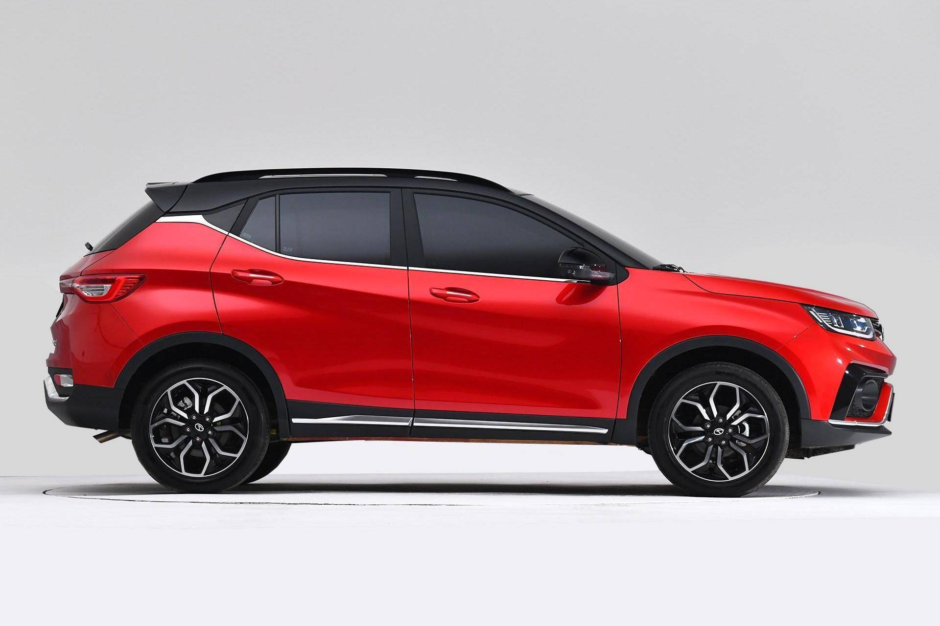 DX5宛若奔驰AMG,4.4米新小型SUV,这油耗敢买吗?