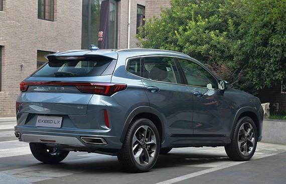 CS75新对手,全新紧凑型SUV星途LX上市 售价12.59-15.09万元