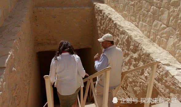 """古埃及冲击!历史学家在帝王谷138米深处发现了""""地下天堂"""""""