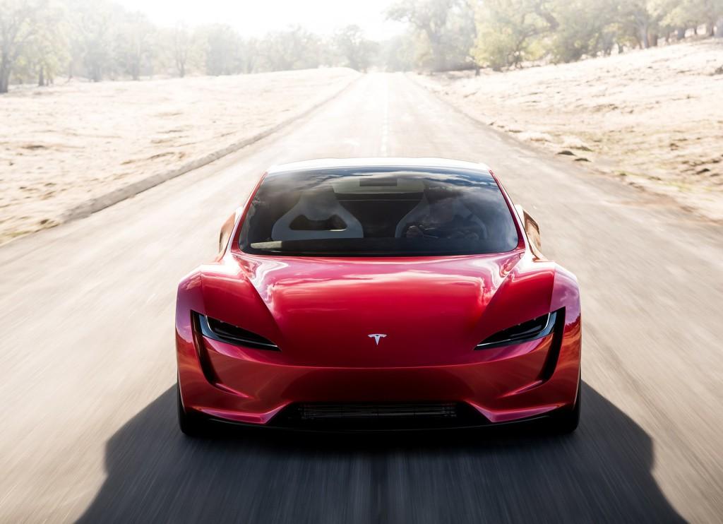 1.9秒破百/或售142.5万元 曝特斯拉Roadster信息