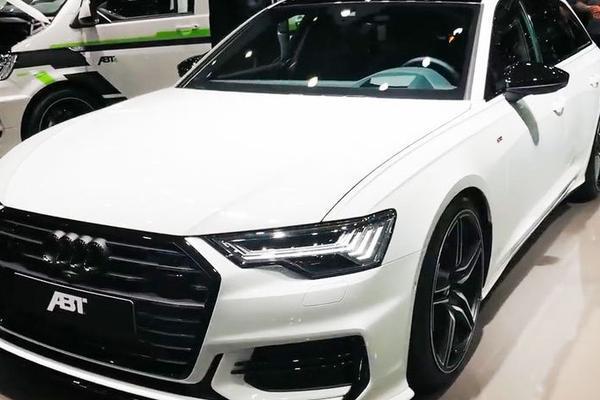 视频:外观动感,动力提升,奥迪A6 ABT年内开售!