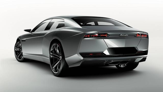 跨界路上越走越远的兰博基尼 计划2025年推出纯电四门GT轿跑车型